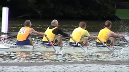 Click this image to view the video of the final of E quads at Henley Veterans Regatta