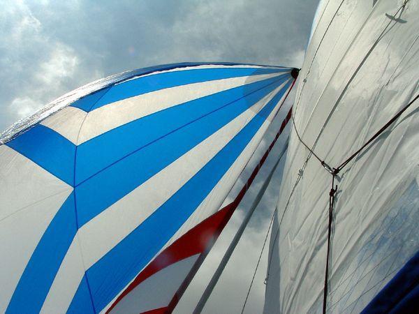 All sails!