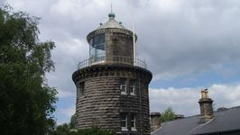 This Bidston Lighthouse was built by the Mersey Dock Estate in 1873 and was restored as a Millenium Project