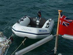 Bombard AX3 dinghy