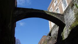 The Bridge of Sighs!