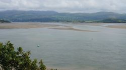Channel to Portmeirion