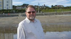 Peter Williams from the Criccieth lifeboat station