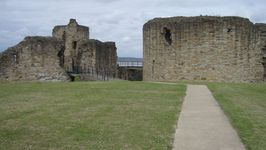 Now a ruin, Flint Castle is neverthless well maintained and worth a visit.