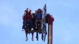 Joy rides at the Wirral Show!