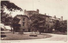 Leasowe Castle as a Railway Convalescent Home