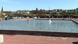 Model yachting lake at New Brighton as popular as ever