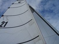 New Diax sails for the classic Magnum 21