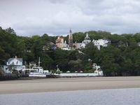 The make believe village of Portmeirion.