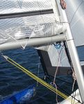 Fast system saves tying reef knots.