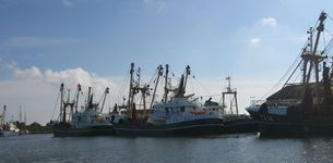 Texel has a large, well maintained fishing fleet.