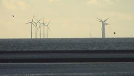 Windfarm near Prestatyn