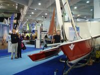 Magnum 18 unveiled at the Earls Court Boat Show.