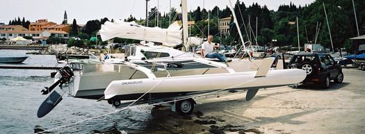 Launching a CATRI 24
