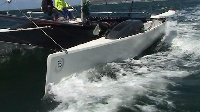 V8 Catamaran